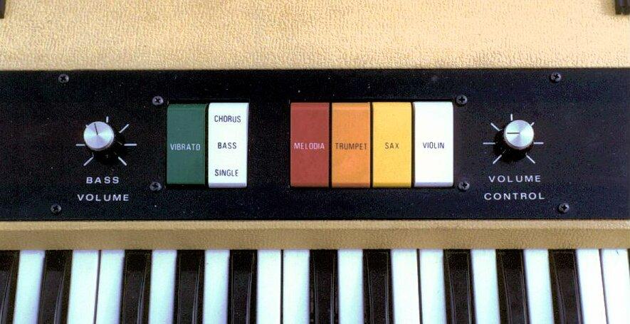 Combo Organ Heaven: CRB